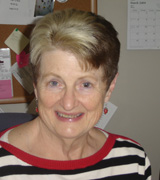 Joyce Grossi, BCCP Coordinator